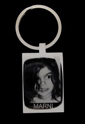 Stainless Steel Photo Engraved Mothers Day Key Ring photo 1