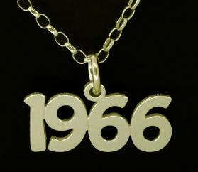 Birthyear Necklace